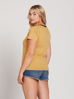 Stoked On Stone Tee Vintage Gold (B3541901_VGD) [22]