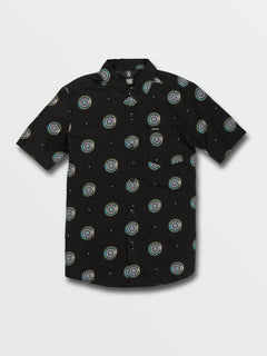 Inner Valley S/s Black (C0432004_BLK) [F]