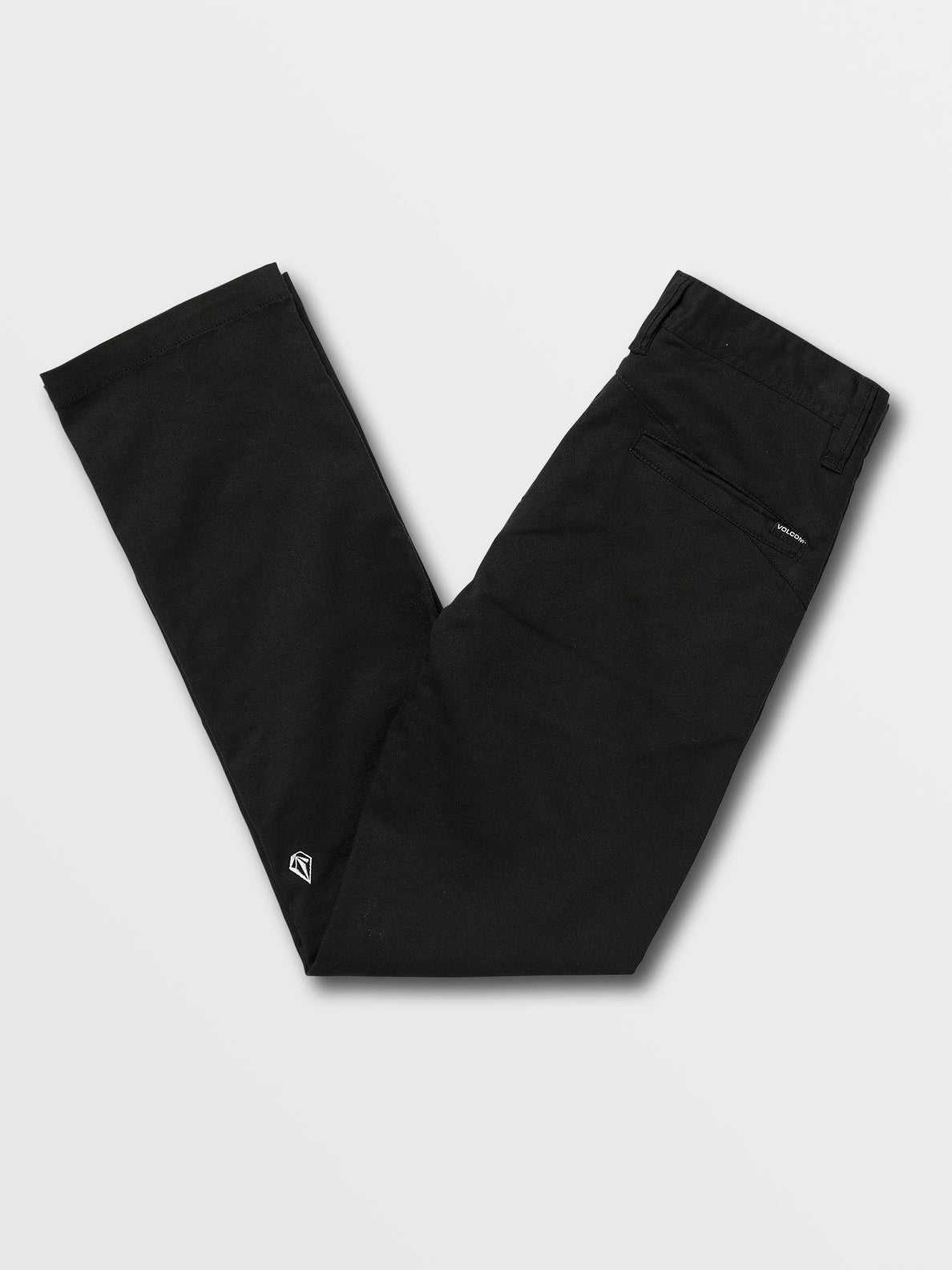 Boys Youth Frickin Modern Stretch Pants - Black