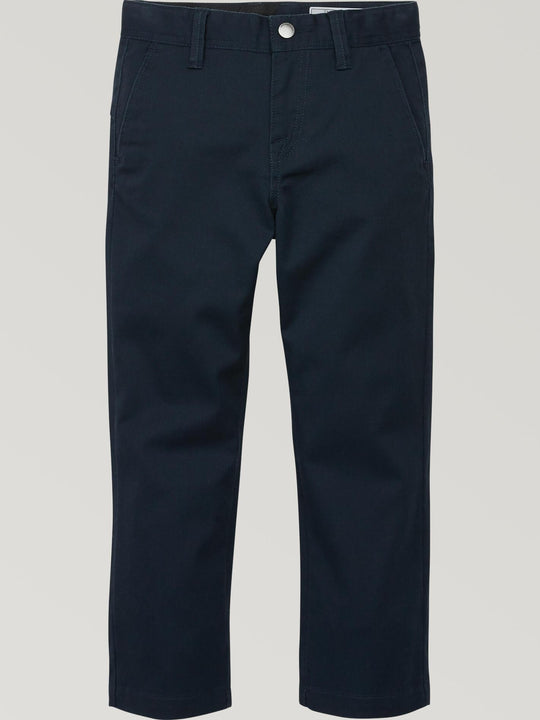 Boys Youth Frickin Modern Stretch Pants - Dark Navy