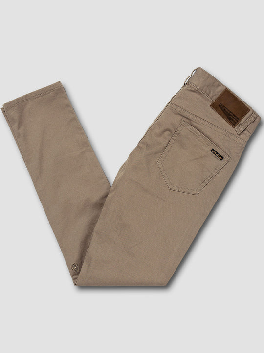 Boys Youth Vorta Tapered Pant - Beige