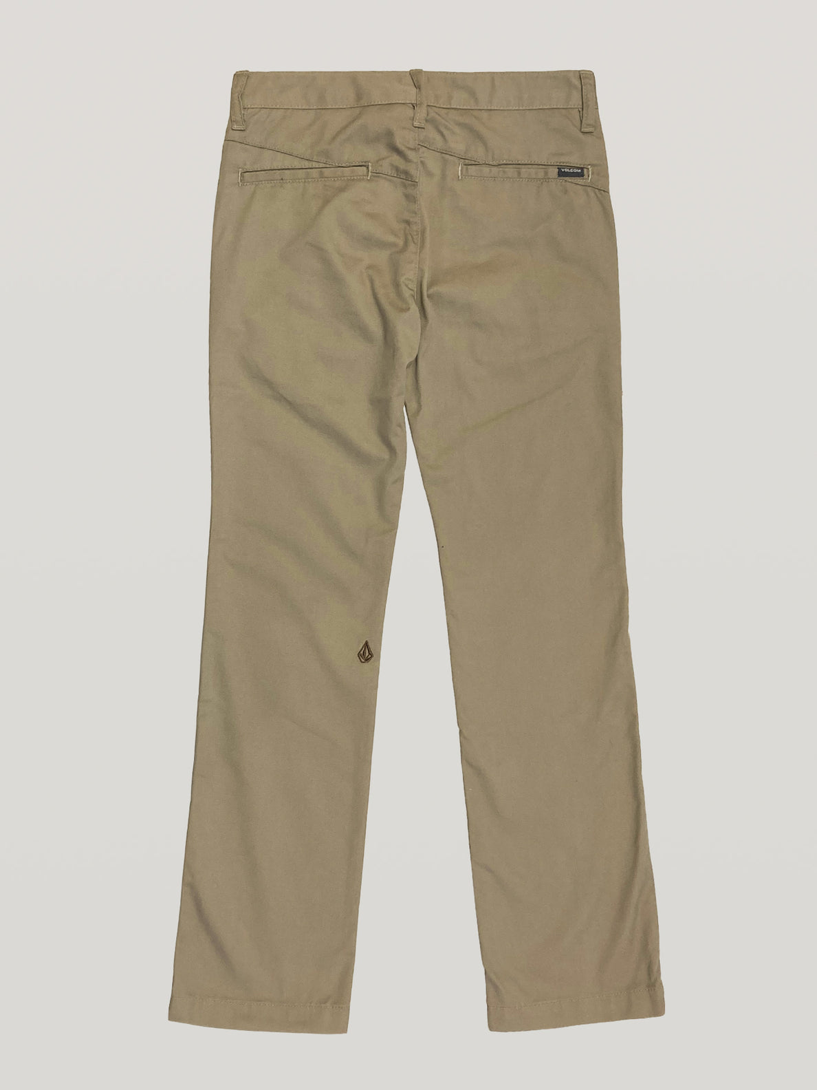 Boys Youth V Monty Pant - Khaki
