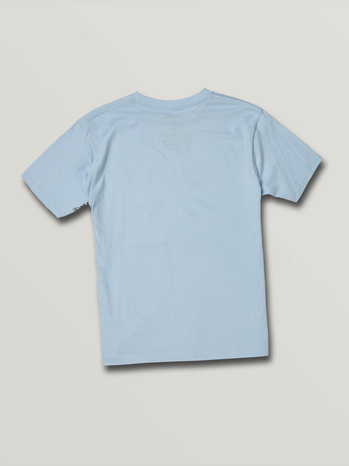 Boys Youth New Euro Short Sleeve Tee - Powder Blue