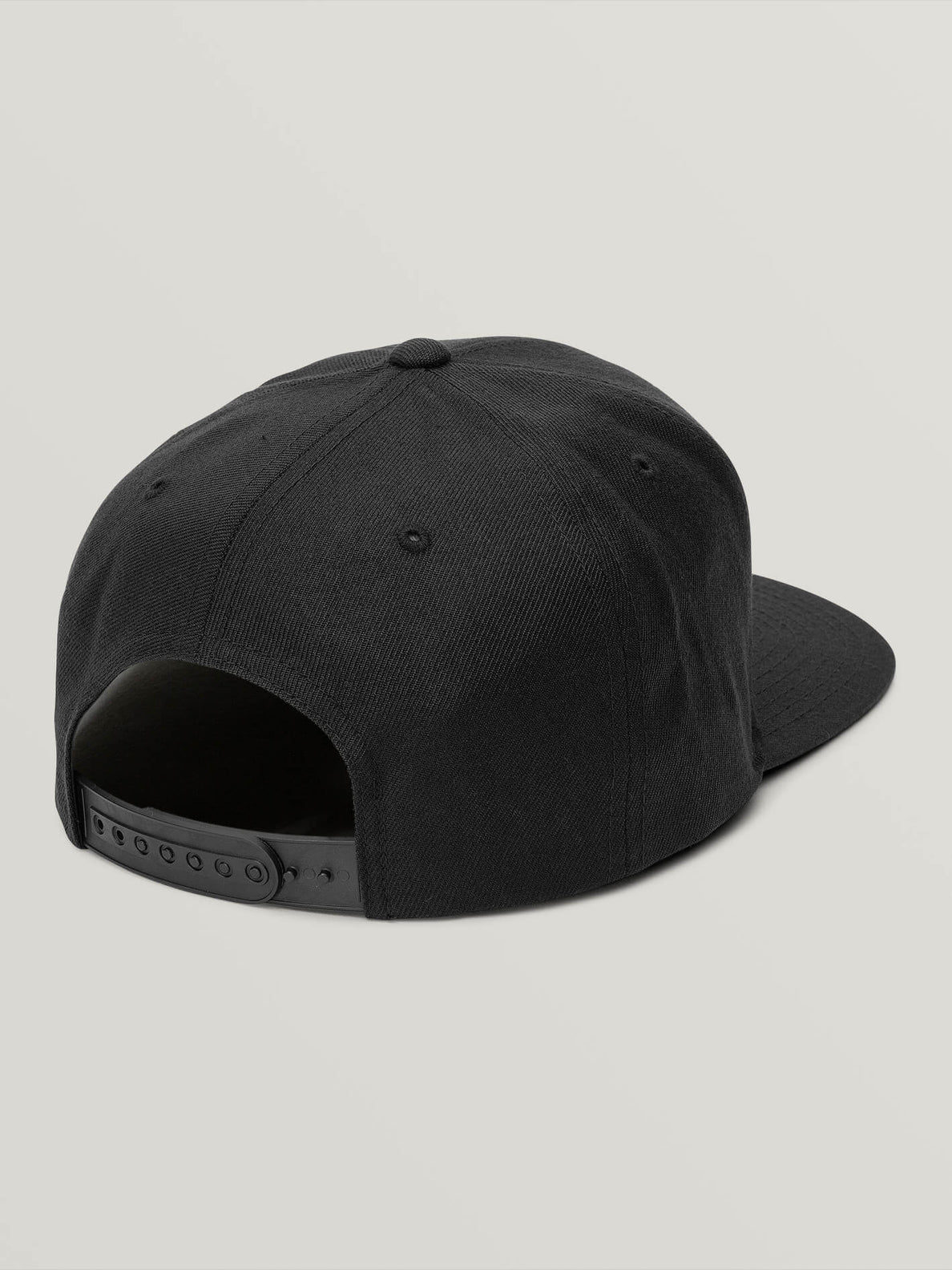Quarter Twill Hat - Black (D5511561_BLK) [B]