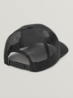 Full Stone Cheese Hat - New Black (D5541549_NBK) [B]