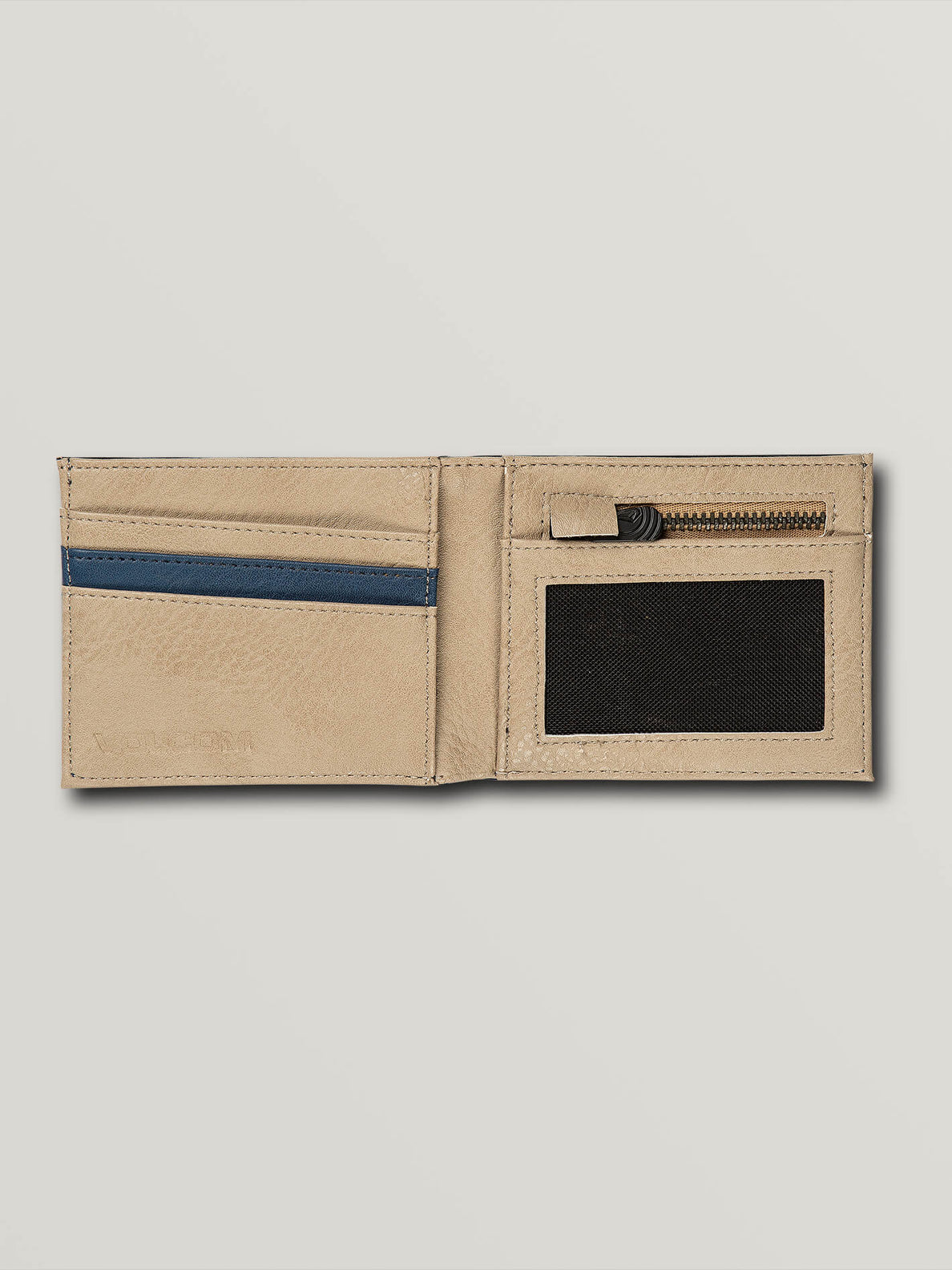 Slim Stone Wallet - Navy (D6031648_NVY) [1]