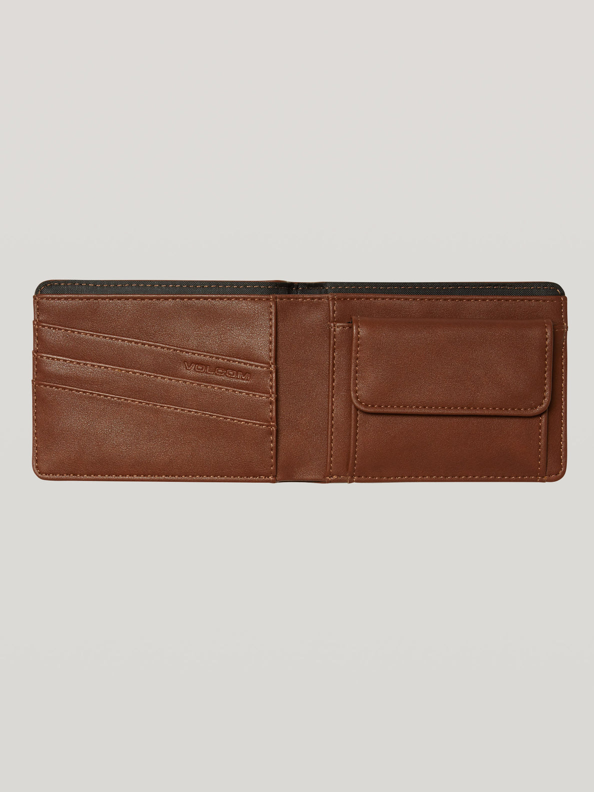 Stranglong Wallet - Brown