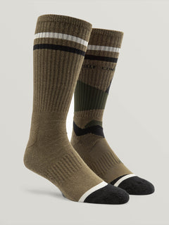 A.P 2 Socks Camouflage (D6331950_CAM) [F]