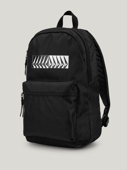 Academy Backpack Ink Black (D6522003_INK) [F]
