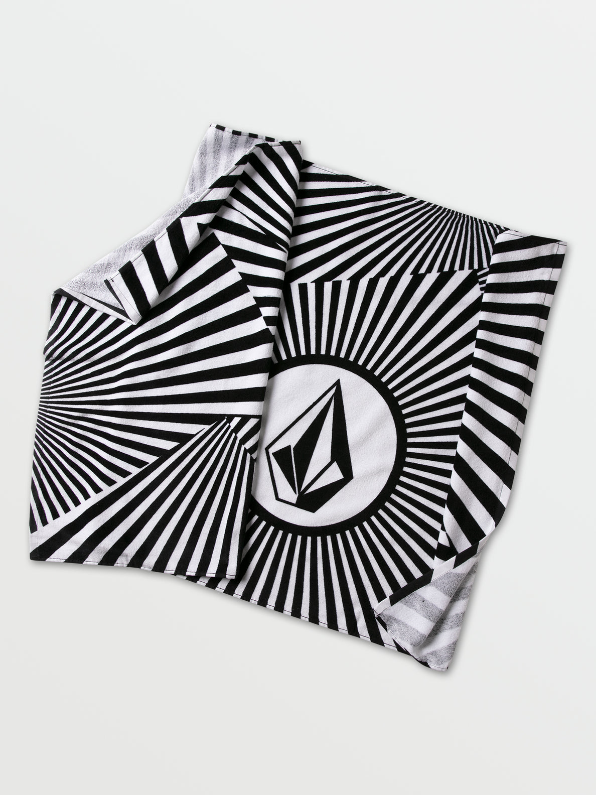Stone Psyche Towel Black/white (D6702003_BWH) [1]