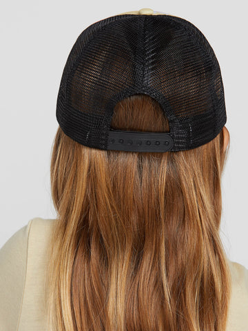 the latest 983c9 1d4c6 Girls Youth Hey Slims Hat - White
