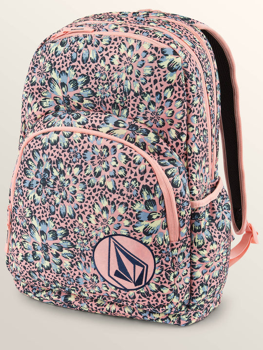 PATCH ATTACK BACKPACK - CORAL HAZE