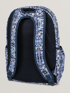 Patch Attack Backpack - Midnight Blue
