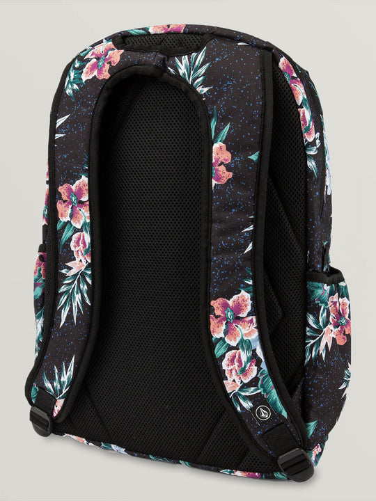 Patch Attack Backpack - Vintage Black