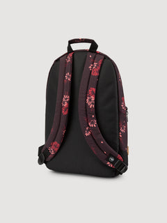 Patch Attack Retreat Backpack - Washed Black