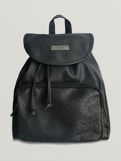 Palms Out Backpack - Black