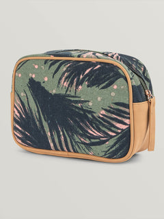 Vacations Makeup Pouch - Army Green (E6731975_ARC) [B]