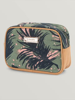 Vacations Makeup Pouch - Army Green (E6731975_ARC) [F]