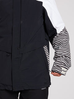 Tds 2L Gore-Tex Jacket Black Stripe (G0452001_BKS) [3]
