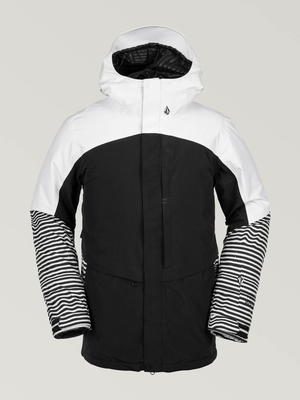 Tds 2L Gore-Tex Jacket Black Stripe (G0452001_BKS) [F]