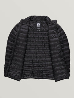 Puff Puff Give Jacket - Black