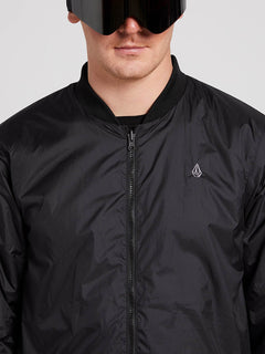 Pat Moore 3-In-1 Jacket - Teak