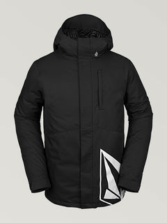 17Forty Ins Jacket Black (G0452010_BLK) [F]