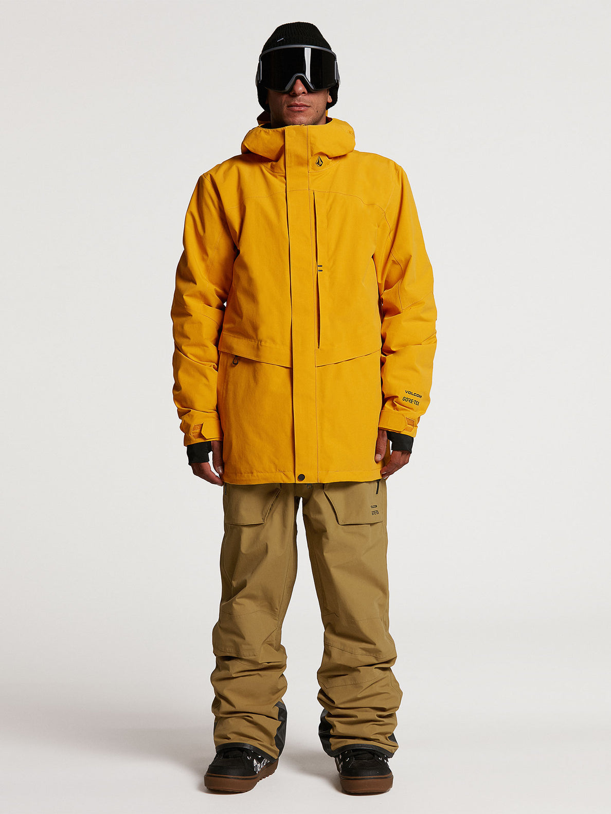 Tds 2L Gore-Tex Jacket Resin Gold (G0452102_RSG) [01]