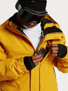 Tds 2L Gore-Tex Jacket Resin Gold (G0452102_RSG) [06]