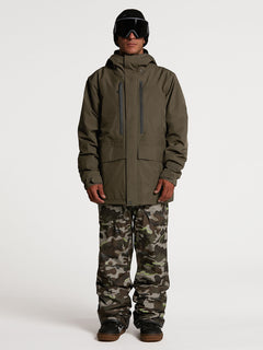 Ten Ins Gore-Tex Jacket Black Military (G0452113_BML) [01]