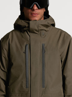 Ten Ins Gore-Tex Jacket Black Military (G0452113_BML) [03]