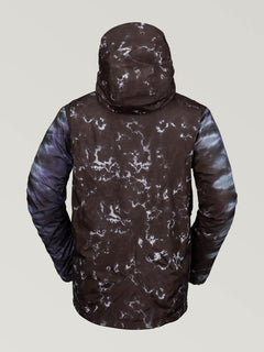L Gore-Tex Jacket - Black Print