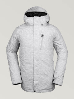 L Gore-Tex Jacket - Heather Grey (G0651904_HGR) [F]