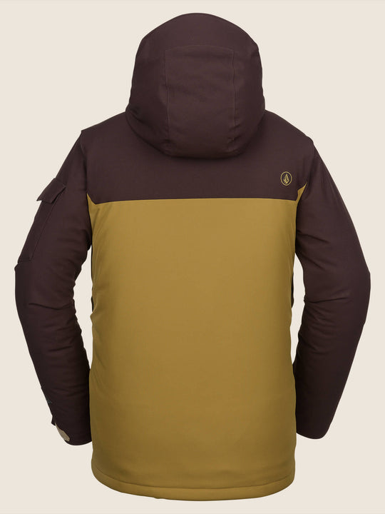 Vco Inferno Jacket - Resin Gold