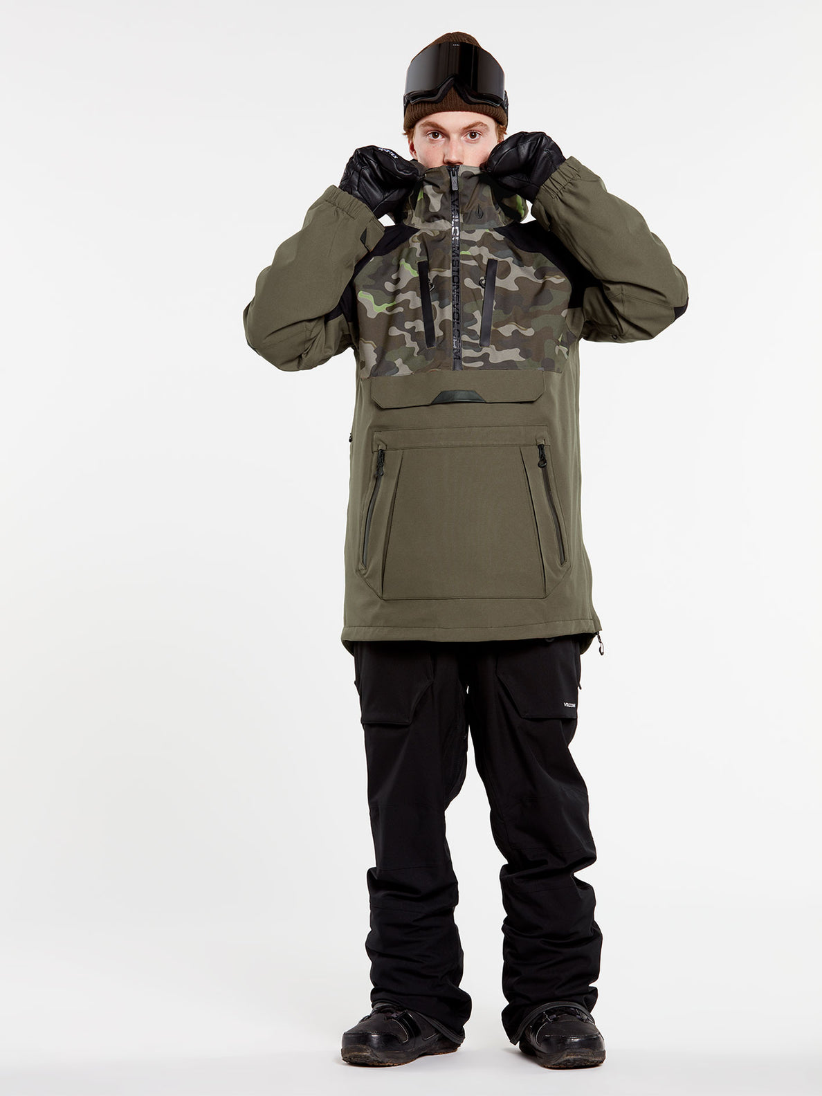 Brighton Pullover Army Camo (G0652106_ARM) [02]