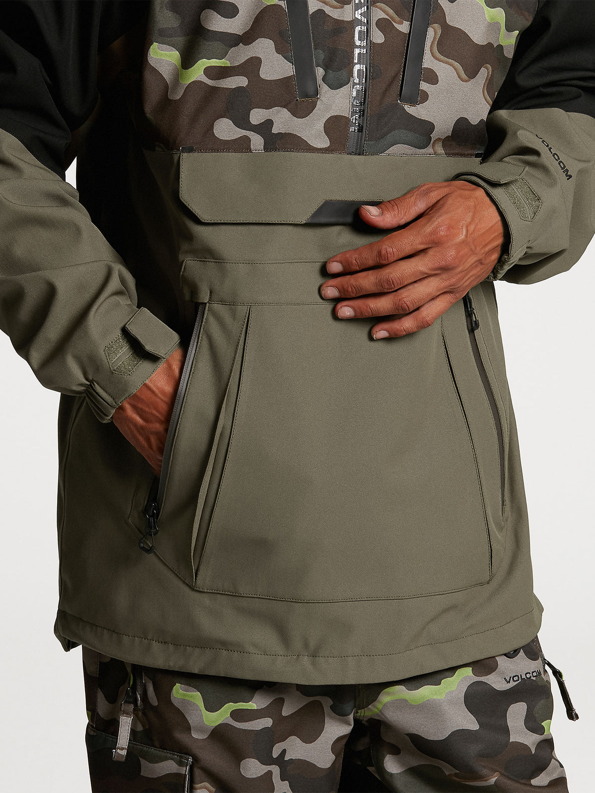 Brighton Pullover Army Camo (G0652106_ARM) [09]