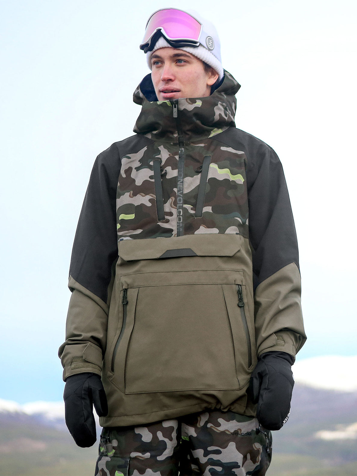 Brighton Pullover Army Camo (G0652106_ARM) [50]