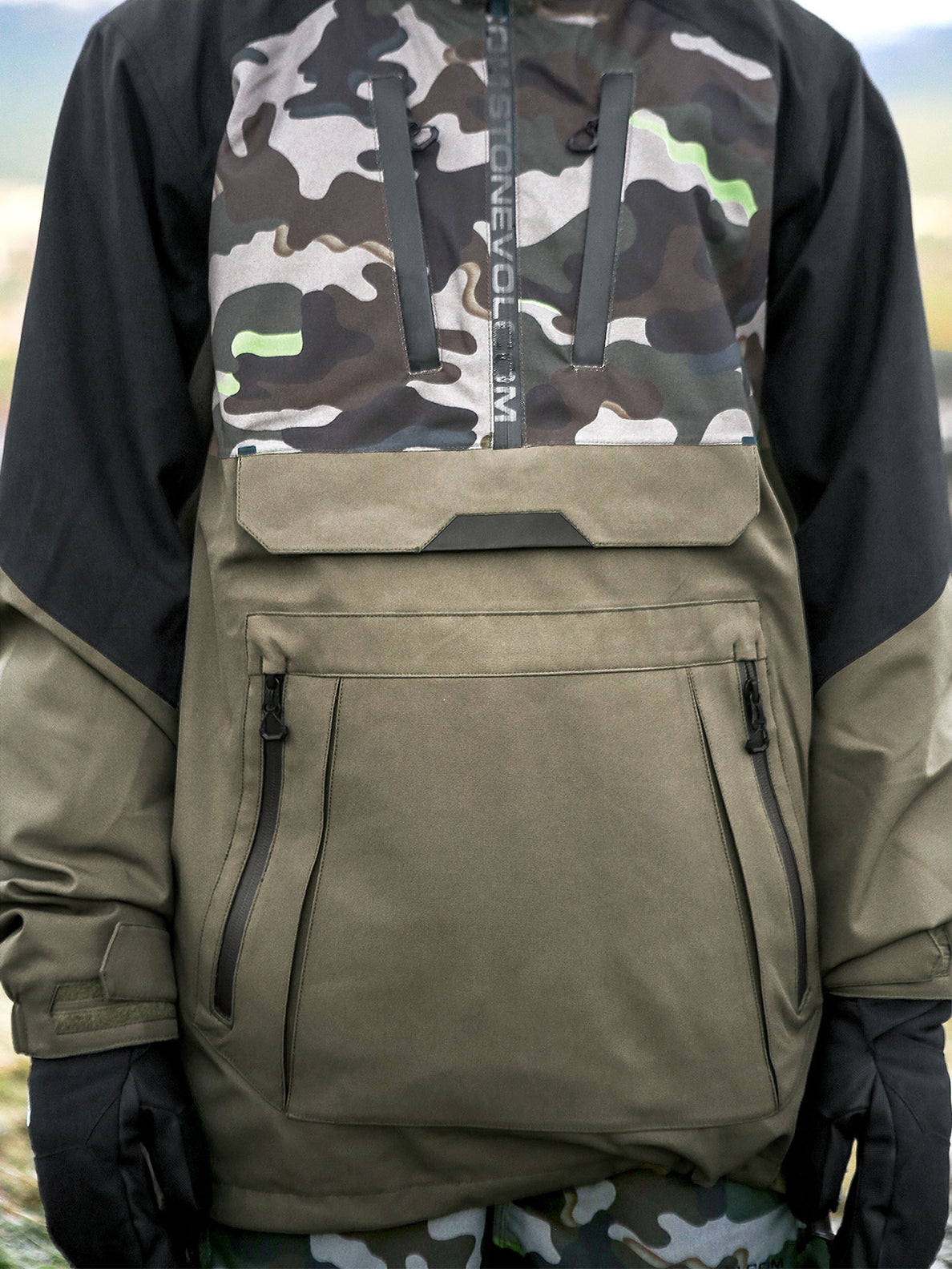 Brighton Pullover Army Camo (G0652106_ARM) [53]
