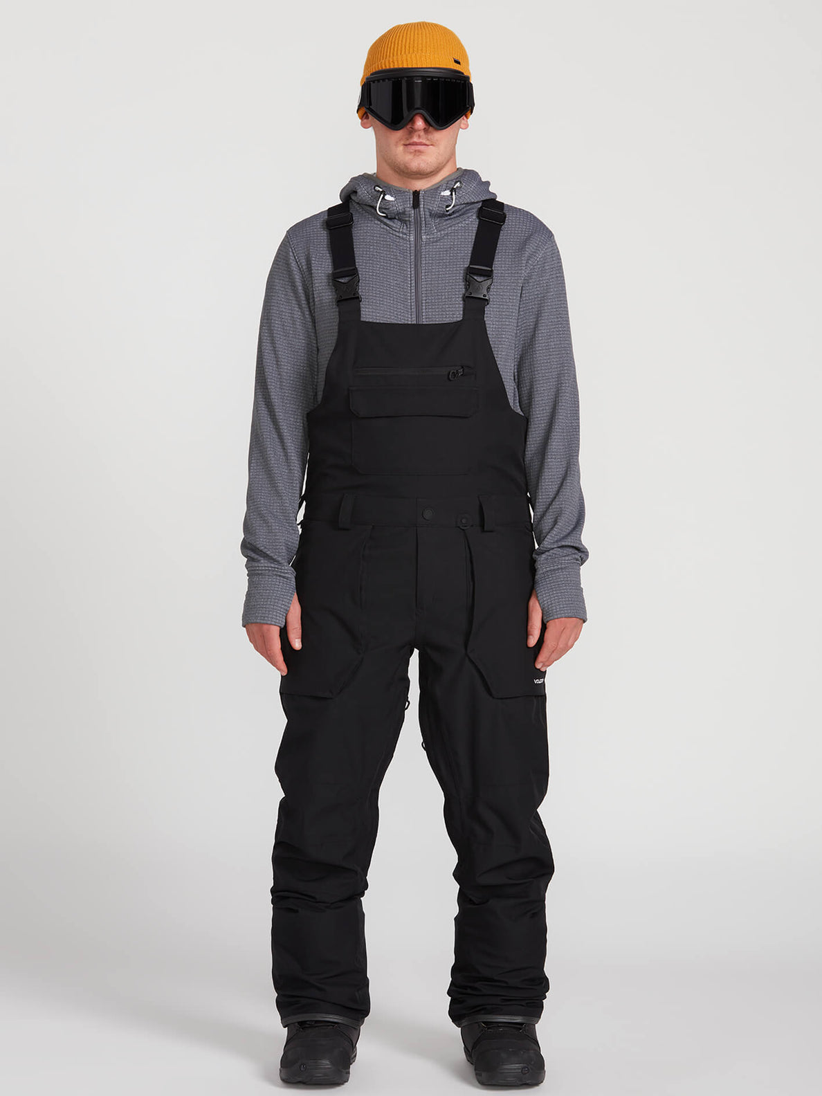 Roan Bib Overall - Navy (G1351909_NVY) [1]