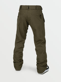 Freakin Snow Chino Black Military (G1351912_BML) [B]