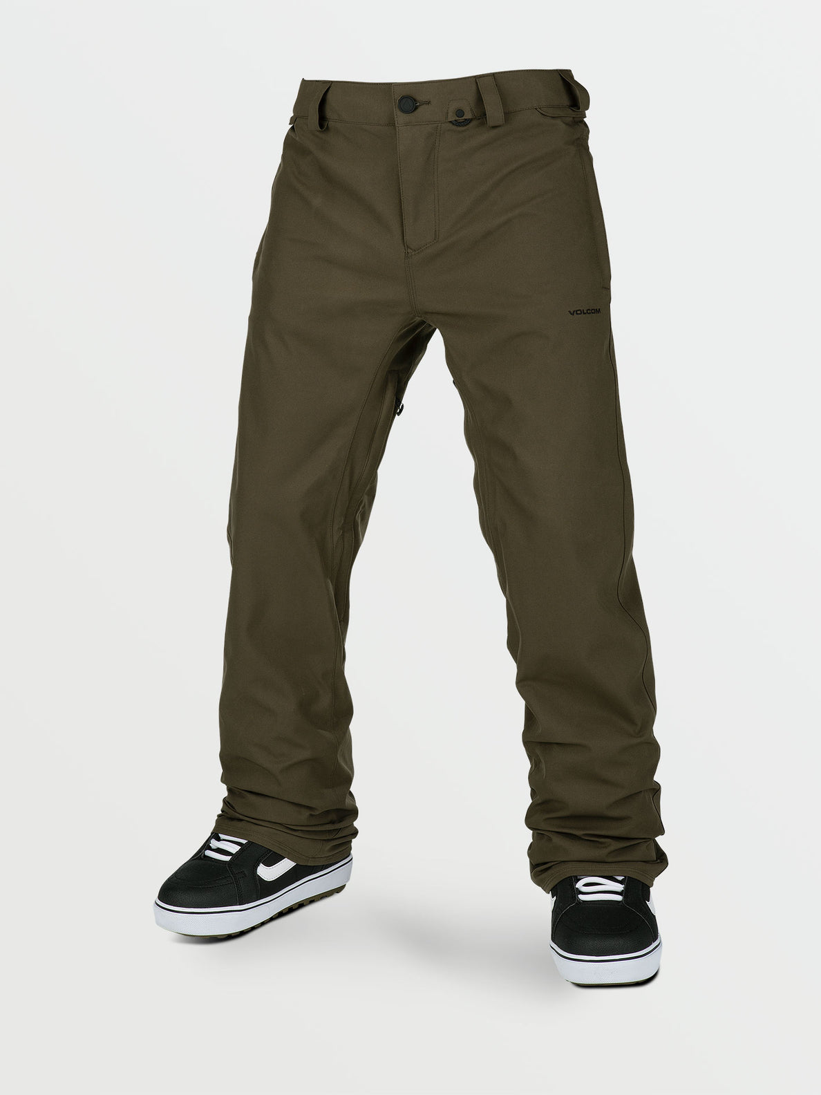 Freakin Snow Chino Black Military (G1351912_BML) [F]