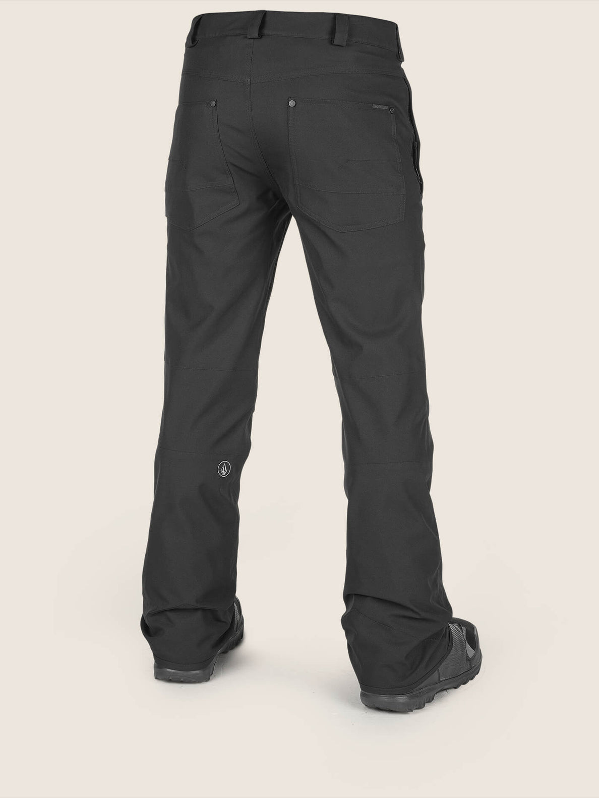 (Last Season) Mens Klocker Tight Pants - Black