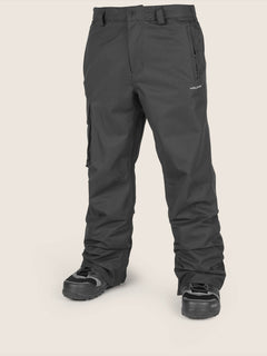 (Last Season) Mens Ventral Pants - Black