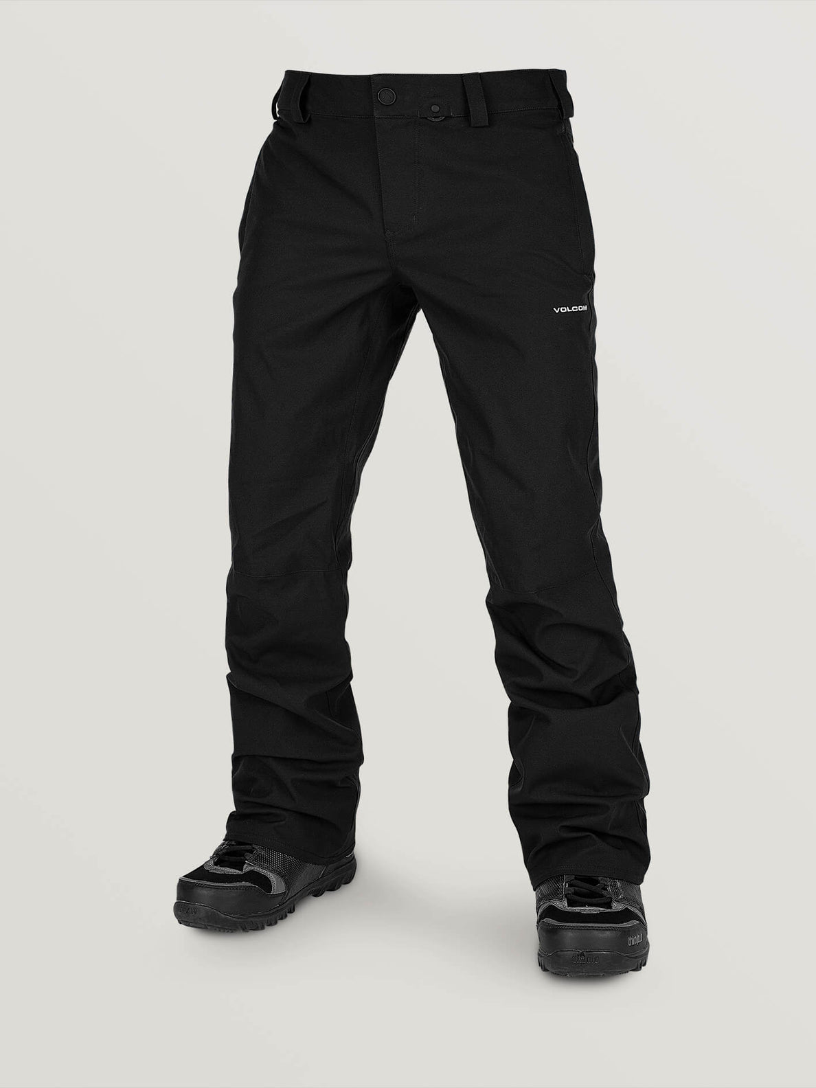 Klocker Tight Pant Black (G1352014_BLK) [F]