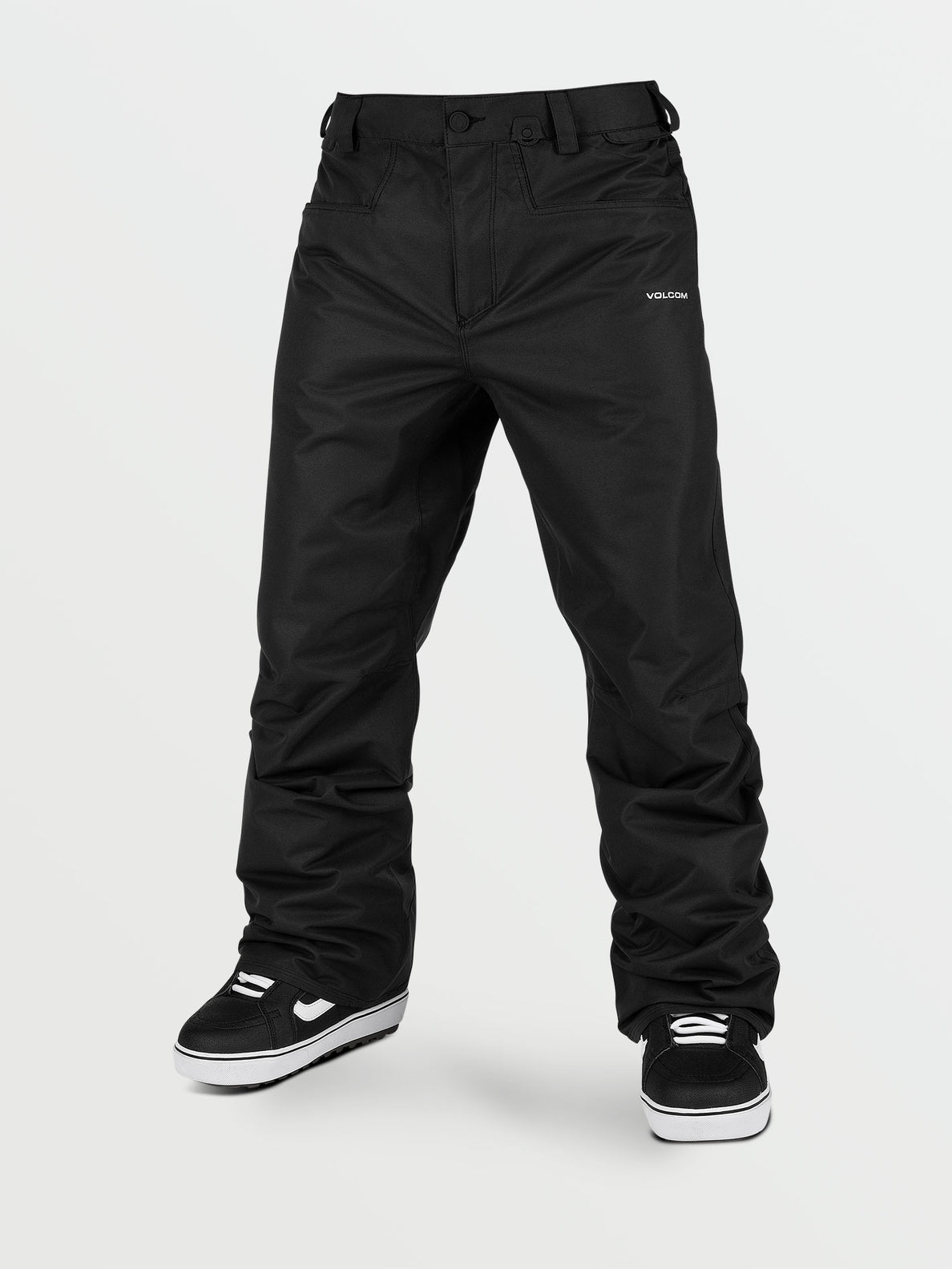 Carbon Pant Black (G1352112_BLK) [F]