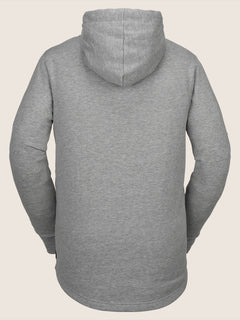 Cowl Fleece Heather - Grey
