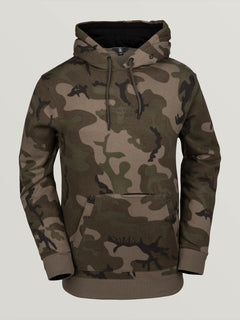 Jla P/Over Fleece Gi Camo (G2452002_CMG) [F]