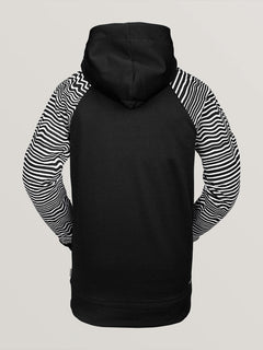 Hydro Riding Hoodie Black Stripe (G2452003_BKS) [B]