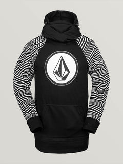 Hydro Riding Hoodie Black Stripe (G2452003_BKS) [F]