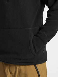 Mens Polartec® 1/2 Zip - Forest